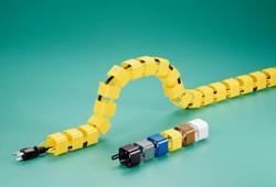 連結式ケーブルカバー